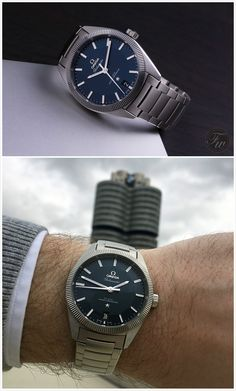 Omega Globemaster On The Wrist Review