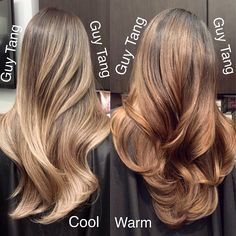 Do you prefer #cool or #warm #tones ? I love them both depending on the skin tone but what tone do you favor on you? #guytang