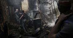Syria's White Helmets