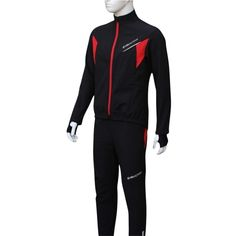 38.31$  Watch more here - http://aik73.worlditems.win/all/product.php?id=H13401XXL - Water-resistant Winter Thermal Warm Fleece Cycling Clothing Set Sportswear Bicycle Bike Outdoor Long Sleeve Jersey + Pants Breathable Jacket Wind Coat Men