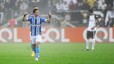 Corinthians x Grêmio Giuliano (Foto: Marcos Ribolli)