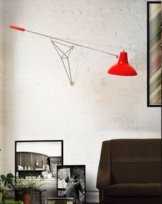 Diana Wall fixture lamp is a sculptural and malleable vintage piece of art. This contemporary cool lamp suits into a cozy ambiance. Handmade in brass and with its lampshade in aluminium it is perfect to enjoy with your favorite book in the living room or bedroom due to its versatility and graceful design.