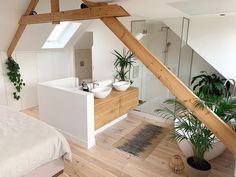 Home Remodel Interior .Home Remodel Interior Loft Room, Bedroom Loft, Attic Loft, Hippie Home Decor, Attic Rooms, Bathroom Interior, Attic Bathroom, Bathroom Inspiration, Cheap Home Decor