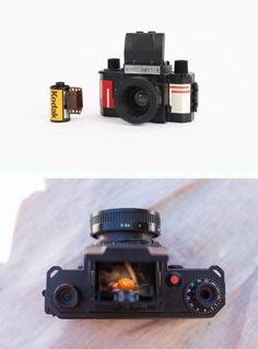 Unlike some other DIY projects, the Konstruktor Camera Kit  produces a high quality camera you can actually use.