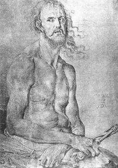 Feet of an apostle - Albrecht Durer - WikiArt.org