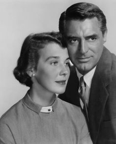 Cary Grant and wife Betsy Drake in Room for One More
