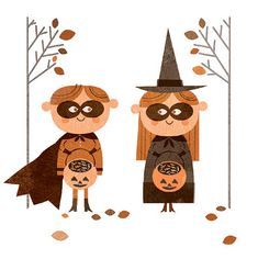 Tricks and Treats by mrmack, via Flickr