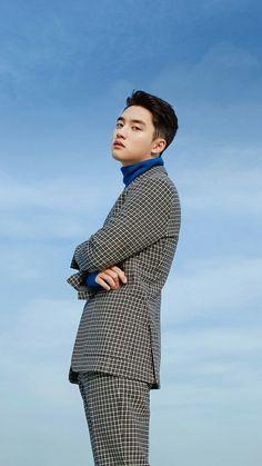 Majalah allure D.O Kyungsoo Do Kyung Soo, Baekhyun Chanyeol, K Pop, Luhan And Kris, Exo Album, Exo Lockscreen, Exo Korean, Kim Minseok, Kaisoo