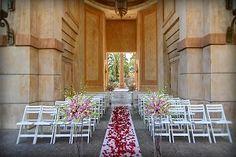 Garden Wedding Venue: Las Vegas {Property 445}