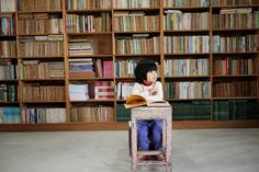 7 Things Only Kids Who Practically Grew Up in a Library Can Understand