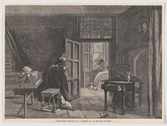 "William Luson Thomas | The Duenna's Return, from the ""Illustrated London News"" 