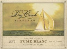cool Fume Blanc | Dry Creek Vineyard 2012 Fumé Blanc, Sonoma County 750ml