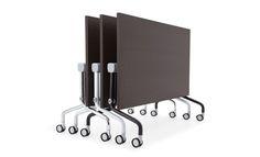 Tavolo rotondo moderno di vico magistretti maui kartell tavoli