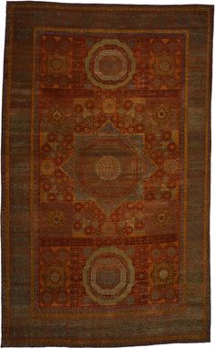 Mamluk, 11 7 X 18 10 By A Rug For All Reasons |
