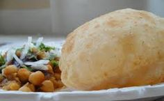 Chole bhature  Delhi is the capital of India and when it comes to food, it cannot get any better. Here are some best street food places in Delhi:-