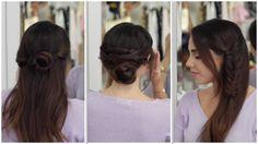 3 Peinados fáciles y bonitos! | What The Chic