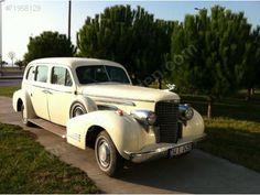 1937 Cadillac Fleetwood @sahibinden.com