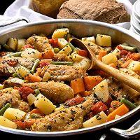 Assyrian Chicken Stew from BHG