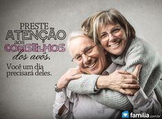 Conselhos de avós