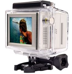LCD-backPack .... GoPro