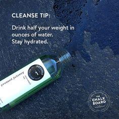 Juice Cleanse Tip