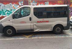 "Jajajaja si aseguras a los demas asegurate tu mimis menos mal ""cuidamos""  #queironia #inaceptable #areyoukiddingme #picoftheday #isajokeright #smile #mapfre #seguronoseguro Van, Vehicles, Car, Vans, Vehicle, Vans Outfit, Tools"