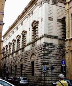 Andrea Palladio. Palazzo Thiene. Vicenza. #architecture #palladio