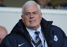 A fan trying to book seats for Preston's FA Cup glamour tie with soccer superpower Manchester United had a VIP surprise when he realised the man answering his call was Peter Ridsdale.