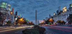 Buenos Aires, capital city of Argentina, Pope Francis' home country.