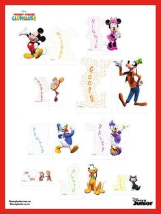 Mickey And Friends, Snoopy, Parties, Disney, Fictional Characters, Homemade Birthday, Mickey House, Fiestas, Fantasy Characters