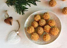 Domácí marlenkové kuličky, nepečené vánoční cukroví na poslední chvíli. Perníkové kouličky chutnají podobně jako Medovník nebo Marlenka. Ochutnejte!