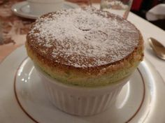 La Cuisine de Philippe (specializes in souffles, make reservations, go to dinner instead of lunch, touristy, 6th arr. near Luxembourg Gardens) - Paris