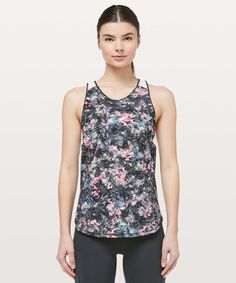 9835bdd9e6b Lululemon Sculpt Tank II - Dappled Daze Multi - lulu fanatics Fabric  Panels, Mesh Fabric