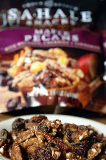 snack mix to try