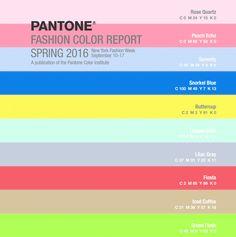 Quali colori andranno di moda nei matrimoni 2016? ~Roberta Torresan
