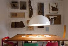 The Studio of Vico Magistretti, Featured on http://sharedesign.com/inspiration/