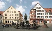 K-town, Germany. Many days spent in Kaiserslautern. At Harry's