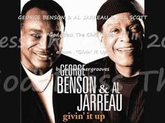 "GEORGE BENSON & AL JARREAU & JILL SCOTT. ""God Bless The Child"". 2006. al..."