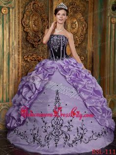 Fonseca Colombia Brand New Hot Pink and Black Quinceanera Dress ...
