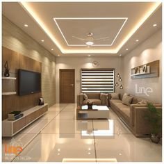 Line Builders & Interiors : Our up Coming Work . Clien… Line Builders & Interiors : Our up Coming Work . Clien…Fancy and beautifully perfect line work!Interior Designing Home Simple False Ceiling Design, House Ceiling Design, Ceiling Design Living Room, Bedroom False Ceiling Design, False Ceiling Living Room, Home Room Design, Home Ceiling, Gypsum Ceiling Design, Interior Ceiling Design
