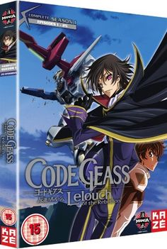 Code Geass: Lelouch Of The Rebellion - Complete Season 1 [DVD] Kaze http://www.amazon.co.uk/dp/B00A9YBVPA/ref=cm_sw_r_pi_dp_x9gjub06D1RJJ
