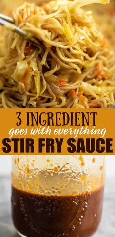 Easy and versatile homemade stir fry sauce recipe – perfect for making takeout style dinners at home! Easy and versatile homemade stir fry sauce recipe – perfect for making takeout style dinners at home! Asian Recipes, New Recipes, Vegetarian Recipes, Dinner Recipes, Cooking Recipes, Favorite Recipes, Recipies, Cooking Sauces, Vegetarian Appetizers