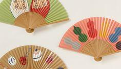 日本市 扇子