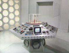 TARDIS interior - Old School