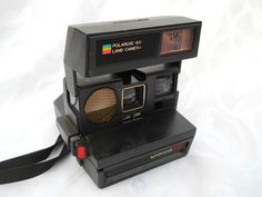 Polaroid 600 vintage instant camera Auto by PerfectlyGoodStuff, $24.00