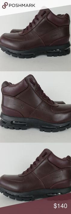 pretty nice a120a d20c3 Nike Air Max Goadome Boots ACG Men s Size 9.5 This is an 100% Authentic Nike