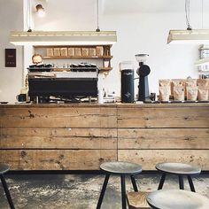 The Barn Coffee Roasters Berlin by dcily