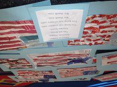 Kindergarten Veterans Day craft