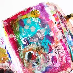 art marks - part 2 - days 6 - 10 — R A E M I S S I G M A N