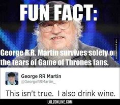 I Drink Wine And I Kill Beloved Characters. It's What I Do#funny #lol #lolzonline